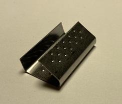 Zapinka blaszana 16mm